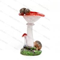 объемные фигуры грибов