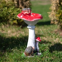 фигура гриб