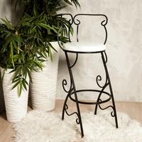 кованая интерьерная мебель