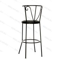 кованый барный стул купить
