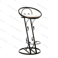 кованый барный стул