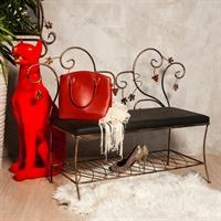 интерьерная кованая мебель