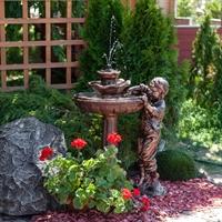 фонтан уличный декоративный