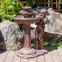 купить декоративный фонтан недорого