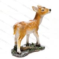 пластмассовые фигурки животных для сада и дачи