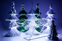 олень светящийся новогодний купить