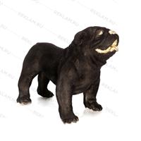 объемная ростовая фигура собаки