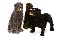 большие фигуры собак
