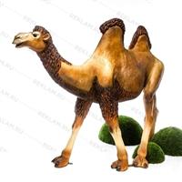 объемная фигура верблюда