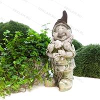 фигура садовый гном