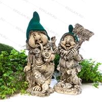 садовые фигуры гномов купить