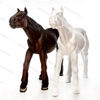 садовая фигура лошади