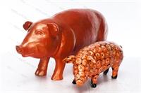 пластиковые фигурки животных для сада