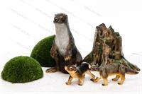 3d фигуры животных