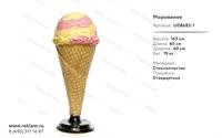 фигура мороженого
