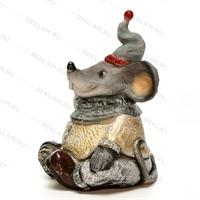садовая фигура мышь