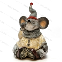 садовая фигура крысы