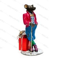 Фигура стильный Крыс - фото 18185