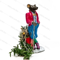 Фигура стильный Крыс - фото 18186