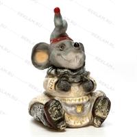 Декоративная фигура Мышка