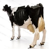 Фигура Корова племенная, стеклопластик, 180 см. - фото 18840