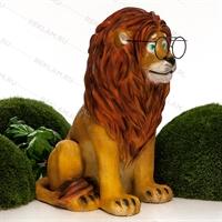 Фигура трусливый лев