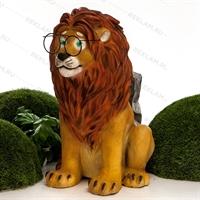 Трусливый лев сказочная фигура