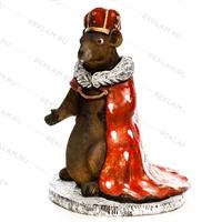 Объемная фигура мышиный король