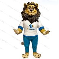 Реклама стоматологии Фигура лев