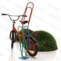 Школьная велопарковка