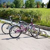 Велосипед стоянка