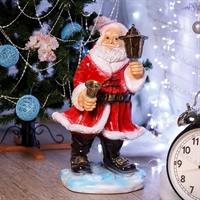 Рекламная фигура Санта-Клаус