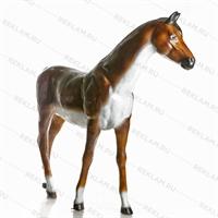 пластиковая лошадь купить