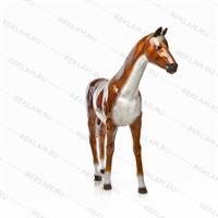 Ростовая фигура Лошадь Бурая - фото 7360