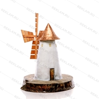 Декоративная мельница фото