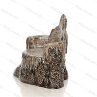 Кресло деревянное садовое
