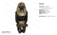 интерьерная фигура фараон F03038