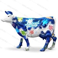 корова из стеклопластика