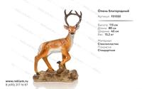 ростовая фигура олень благородный F01050