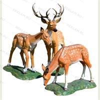 фигуры животных из пластика