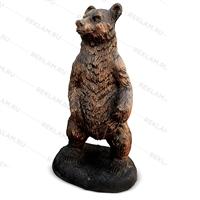 бронзовая фигура медведя