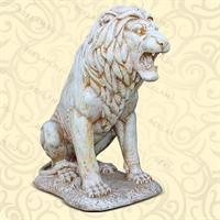 скульптура льва от производителя